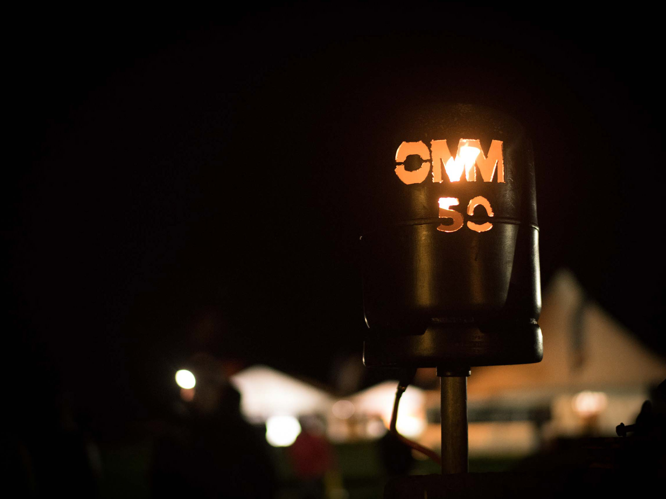 THE OMM 50th Anniversary Race  [ Day1]