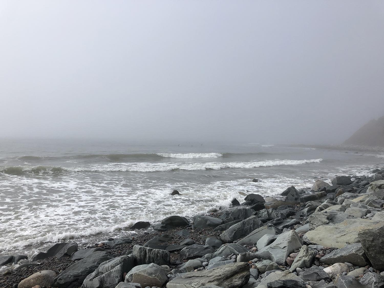 Canada Novascotia Surf Trip